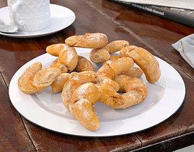 3D croissant 29 AM151