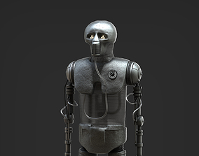 2-1b Medical Droid Star Wars 3d print model fi