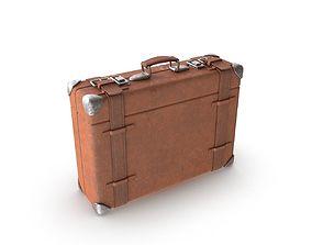 3D Realistic Suitcase
