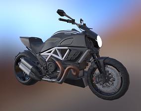 3D model Ducati Diavel AMG