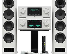 3D Acoustic system T