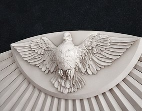 3D print model Dove Bird