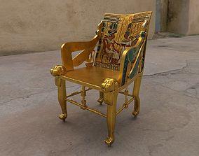 Egyptian Chair 3D model