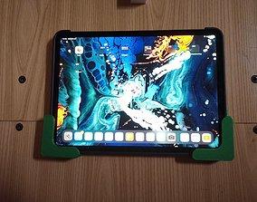 3D print model Ipad Pro Wall Mount Universal tablet wall 1