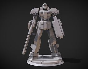 3D printable model RAG-79 Aqua GM