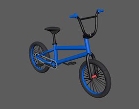 Bicycle BMX 3D printable model