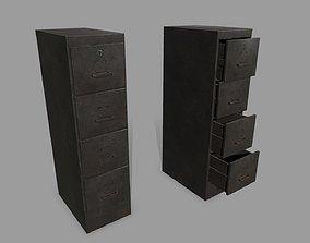 frame Cabinet 3D model realtime