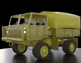 3D print model Military Truck