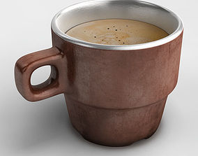 Cup of Coffee 3D model