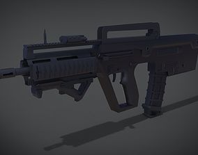 Mtar x - 95 c 3D asset
