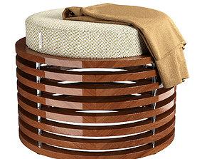 3D Seora Portofino stool