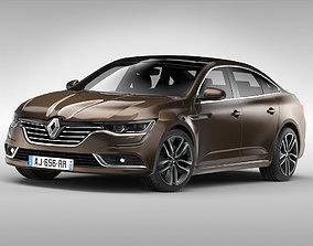 Renault Talisman 2016 3D