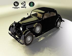 Mercedes Benz 320 3D asset
