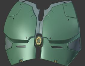 SWTOR Jedi Armor 3D printable model