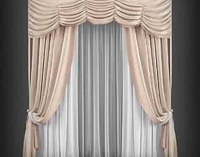 Curtain 3D model 84