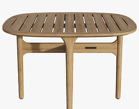 Gloster BAY side table 3D model