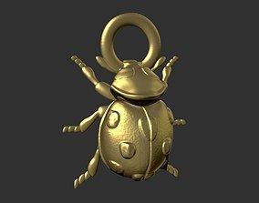 Pandora ladybug 3D printable model