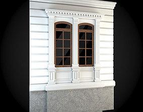 3D exterior Wall