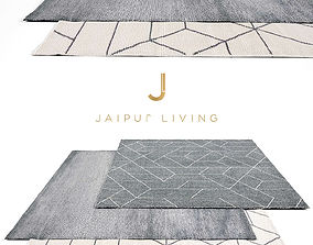 3D Jaipur Living Rug Set 9