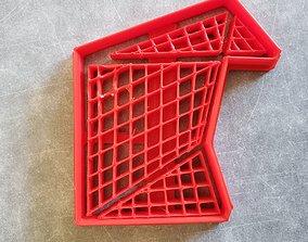 Soccer cookie cutter futbol pack 3D printable model