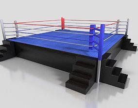 hobby Boxing Ring 3D