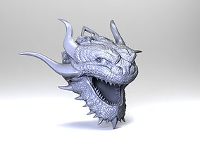 3D print model ryusei Ryusei Dragon Necklace