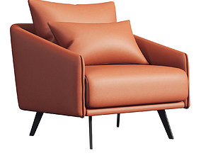 3D Contemporary sofa chair 104