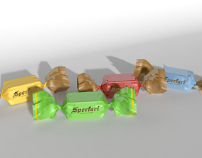 Candy recycling 3D