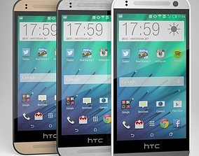 3D HTC One mini 2