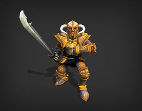 Knight Model animated