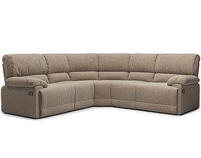 3D model Olympus Sofa