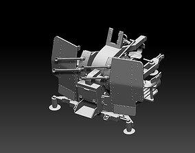 3D print model German 20mm Flak 38
