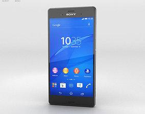 Sony Xperia Z3 Black 3D