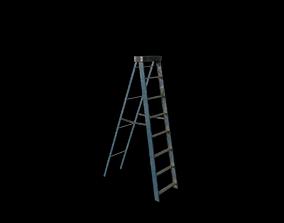3D asset PBR Ladder