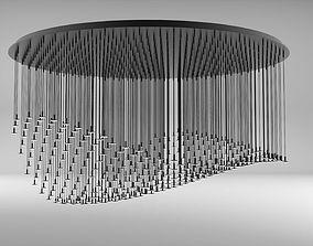 3D model Pendant Sine Light