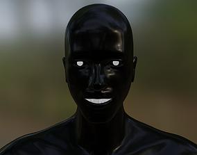 VR / AR ready Monster - Nightmare Stalker Model with