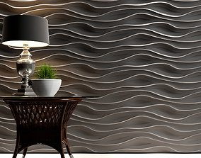 decoration interior Wall 3d panel