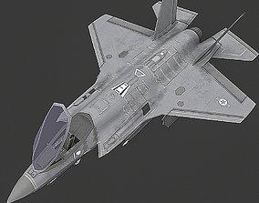 F35 A 3D asset