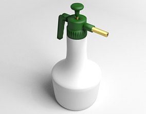 Bottle Pump Sprayer 1 3D model
