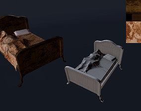 Creepy Bed 3D model