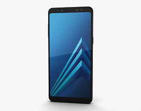Samsung Galaxy A8 2018 Black cellular 3D