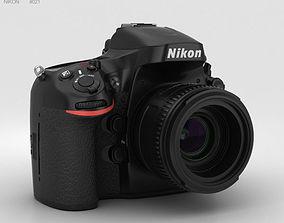 3D Nikon D800