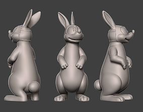 Hare 2 3D print model