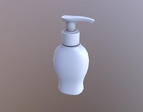 Hand Antiseptic 3D model