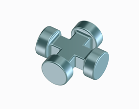 3D printable model Universal Joint - KIDS Learning and