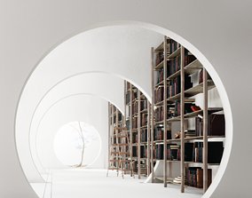 archviz Library 3d scene