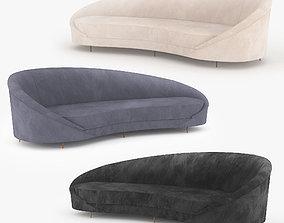 Sofa Provocateur Eichholtz 3D model