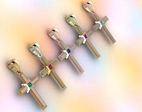 3D print model Latin cross