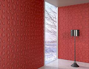 3D wall panel 017 AM147