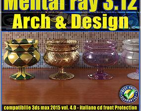 3D model Mental ray 3 12 in 3smax 2015 Vol 4 Materiali 2
